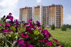 Жилой квартал «Зеленый бор»